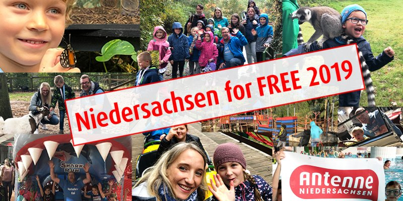 Niedersachsen for FREE 2019 - So toll war's!