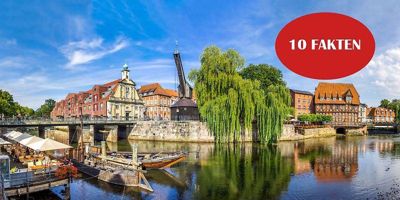 10 Fakten über... Lüneburg