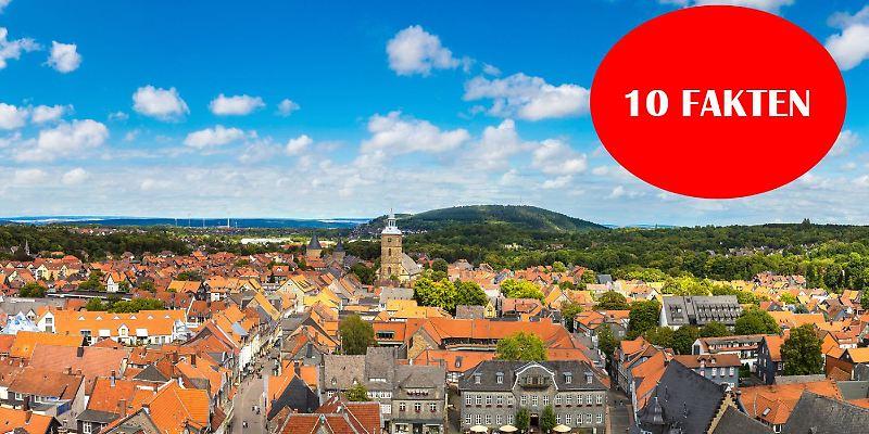 10 Fakten über... Goslar