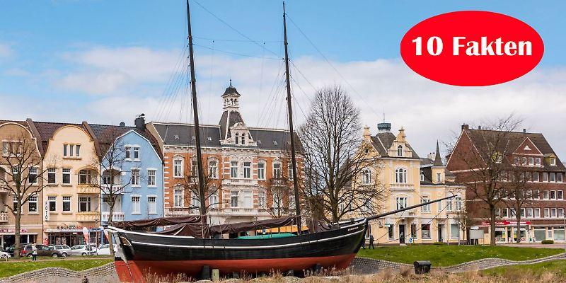 10 Fakten über... Cuxhaven