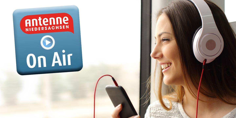 Die Antenne Niedersachsen App, Foto: Antonioguillem - stock.adobe.com