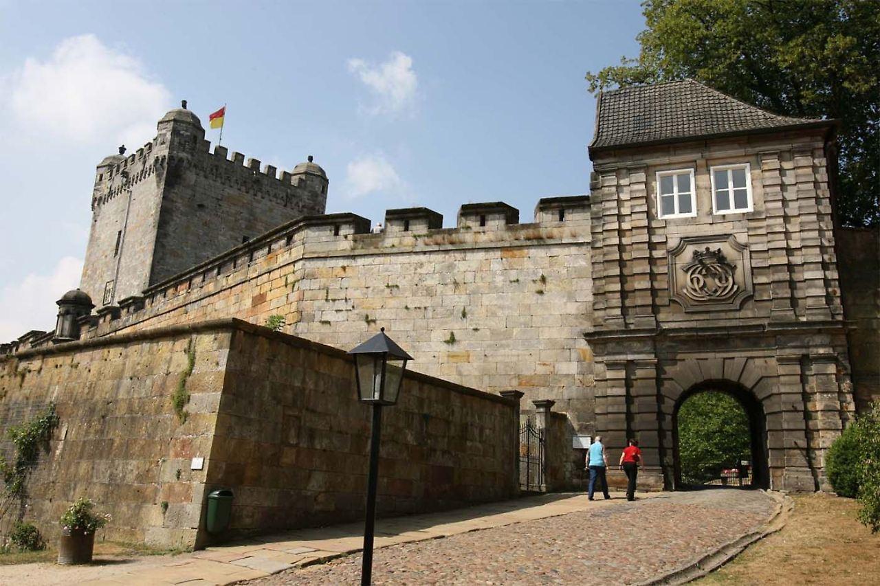 Die Burg Bentheim