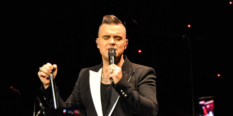 So toll war das Hautnah-Konzert mit Robbie Williams!