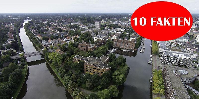 10 Fakten über... Oldenburg